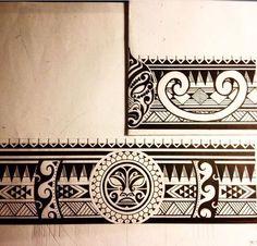 Resultado de imagen para tattoo maori brazalete kirituhi polinésia