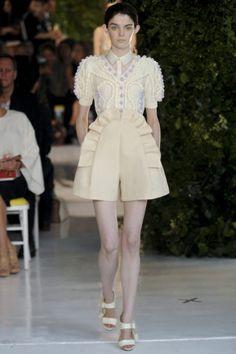 Sfilata Delpozo New York - Collezioni Primavera Estate 2014 - Vogue