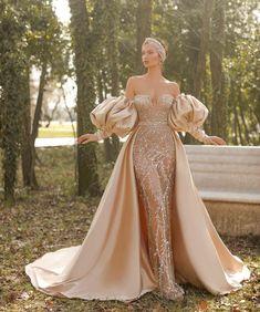 Masquerade Dresses, Gold Prom Dresses, Blue Wedding Dresses, Quinceanera Dresses, Bridal Dresses, Dresses Dresses, Dress Wedding, Hijab Evening Dress, Evening Dresses