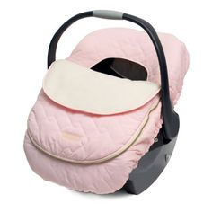 JJ Cole Car Seat Cover, Pink - Size: O/S N/A; Color: Pink. JJ Cole Collections provides parents with products that epitomize utility and convenience, while embracing fashion and style. JJ Cole strives to address the needs and wants of today's busy, on-the-go parent.