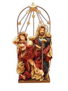 #Belen #Nacimiento de 43 cm  #Navidad #Decoracion #Regalo #Deconline