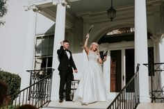 Sabering a bottle of bubbly to celebrate! Country Estate, Ivory Wedding, Wedding Planning, June, Elegant, Bottle, Wedding Dresses, Celebrities, Gold