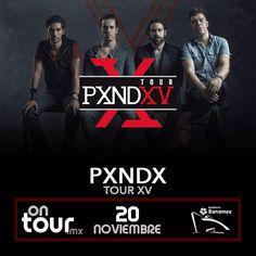 #PXNDX en Monterrey #ONTOURmx