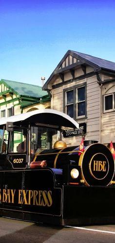 Hawke's Bay Express, Napier, New Zealand