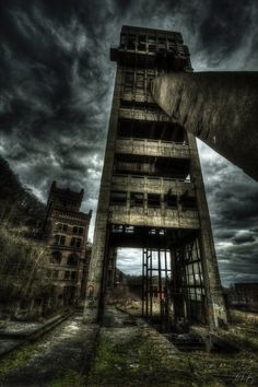 Concrete Tower by Nichofsky on DeviantArt