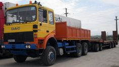 #DAC #Ro Trucks, Commercial Vehicle, Eastern Europe, Automobile, Romania, Vehicles, Truck, Car, Autos