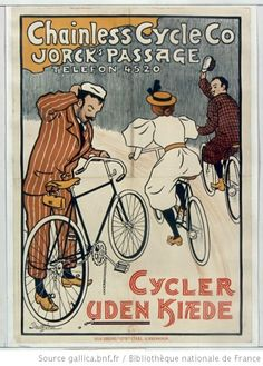 Chainless Cycle Co Jorck'Passage Telefon 4520 Cycler Uden Kinede