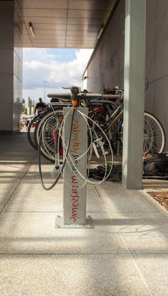 public bike repair station