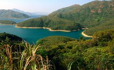 Hong Kong's Top 10 : Tai Long Wan Coastline - Although only a few miles from urban Hong Kong, the remote, pristine beaches on the eastern edge of the rugged Sai Kung Peninsula seem like another country
