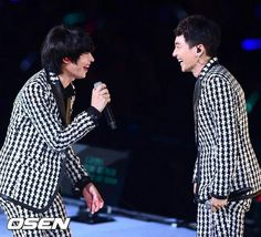 they are inside a happy bubble of their own #83line #HeeTeuk #TeukChul