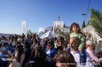 HOLY LAND : 35000 PRAY FOR PEACE IN PROCESSION