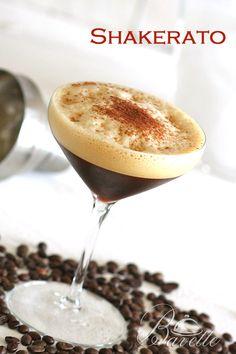 Caffè Shakerato   Bavette