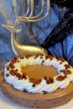Kakkuviikarin vispailuja!: Suklaajuustokakku
