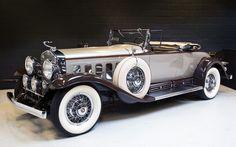 1930 Cadillac V16 Roadster Computer Wallpapers, Desktop ...