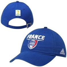 24c80f84b5f Buy official 2018 Russia World Cup Soccer Team Merchandise. Russia World  CupSoccer GearWorld Cup 2014France National TeamRoyal BlueBaseball  HatsAdidas ...