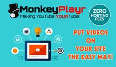 >> Click Here For The Solution with MonkeyPlayr : Monkey Playr – Lifetime Regular , Monkey Playr Pro Upgrade , Monkey Playr – Crash Course in Video Marketing , Monkey Playr – Mail Gate Add-on ,