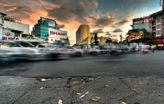 Ho Chi Minh City, #Vietnam, during rush hour. The city has over 6 million inhabitants and welcomes over 3 million tourists a year. This hectic scene was captured by Nick Board for our inaugural photo competition back in 2012. #NGTUK #travelphotography #travelgram #instatravel
