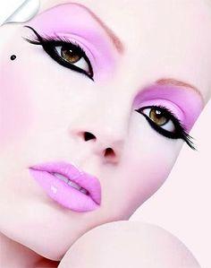 makeup makeup makeup #makeup purple-makeup beauty