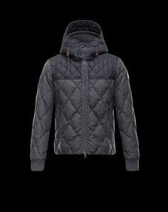 MONCLER Men - Fall-Winter 14/15 - OUTERWEAR - Jacket - LABASTIDE