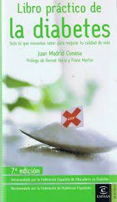 Libro práctico de la diabetes / Juan Madrid Conesa