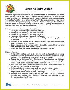 FREE handouts for parents- handouts for phonemic awareness, learning sight words and more! Great for conferences.