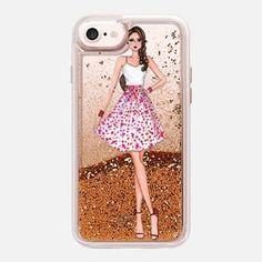 iPhone 7 Case Spring Air (Fashion Illustration)