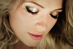Glitz and glam #NYE #makeup