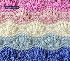 Techniques used in this pattern (British term / American term):Chain stitch – chDouble crochet / Single crochet – dc/scTreble / Double crochet – tr/dcStitch – st4 half tr / dc puff stitch – puff st.: …