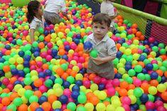 Los niños del Colegio Británico nos visitaron y pasaron una mañana inolvidable llena de mucha diversión en Candy Land / #Alamedas Centro Comercial #SiempreContigo