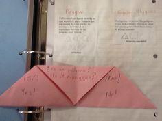 Cont. Pliegue de poligonos (2 de 4)
