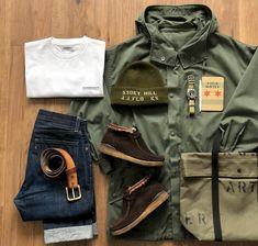 Marlon Brando The Godfather, Classic Road Bike, Barbour Mens, Rugged Style, Workwear, Military Jacket, Trainers, Men's Fashion, Menswear