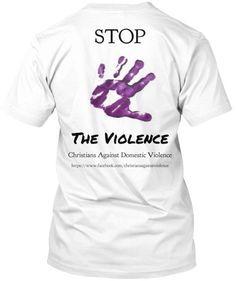 #domesticviolence Build awareness and support victims of Domestic Violence
