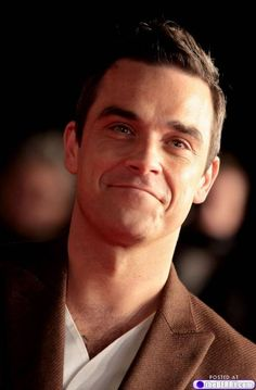 "Robbie Williams-when discussing watching the birth of his first child he said ""it was like watching my favourite pub burning down"""