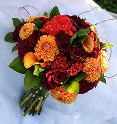 buchete de mireasa cu flori de toamna - Căutare Google