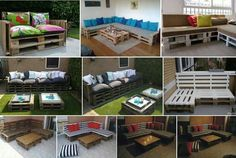 There are many useful furnishing pallet ideas which are the priority of everyone to have such simple and unique things. The entire pallet projects have its great worth than cost. Now you do not need to worry about the furnishing of your house we give Deco Furniture, Design Furniture, Pallet Furniture, Furniture Making, Lawn Furniture, Furniture Chairs, Bedroom Furniture, Furniture Showroom, Antique Furniture