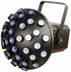 MBT Lighting LEDBEEHIVE_124162 LED Beehive Effect Stage Light by MBT Lighting. $115.36. Led Beehive Effect Light. Save 42% Off!