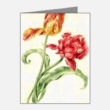 Tulips Note Cards (Pk of 20) for