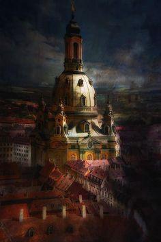 Germany - Frauenkirche Dresden