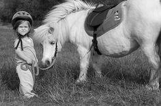.Me and my pony