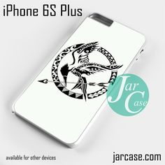 Hunger Games Logo Phone case for iPhone 6S Plus and other iPhone devices
