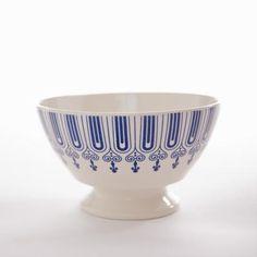 Nordic Bowl - Blue Stripes Large #worthynzhomeware wwworthy.co.nz