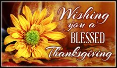 Free Blessed Thanksgiving eCard - eMail Free Personalized Thanksgiving Cards Online