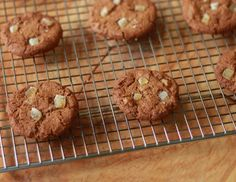 """Alton Brown's Ginger Snaps  In the early days of commercial aviation, ginger cookies or """"snaps"""" were often served during turbulence. I don't know if they work, but they sure taste good."""