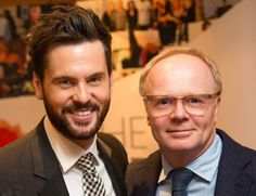 Starfish: premiere after party photos and Radio Scotland interview | Tom Riley