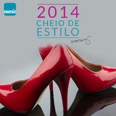 Feliz 2014... muito estilo, paz e alegria :)