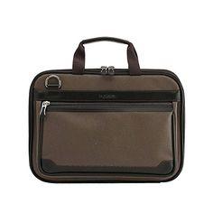 e3cf9fce8e72 Lejarue Rhombus Slim Style 15.6 Inch Padded Shoulder Laptop Bag   15 Inch  Macbook Pro Padded