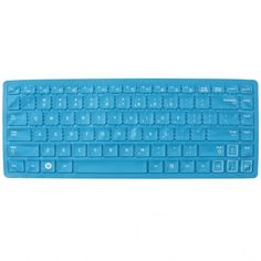 Full Color Samsung SF Series SF411 Keyboard Protector Skin Cover US Layout