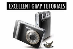 Ultimate Round-Up Of 60 Excellent Gimp Tutorials