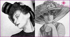 kapelusze ślubne - jak wybrać prawidłowy i bezpieczny na głowie, zdjęcia
