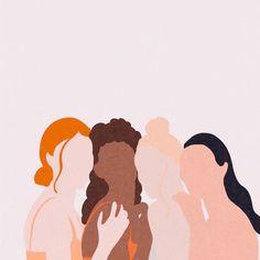 Illustration Art Drawing, Digital Illustration, Art Drawings, Illustrations, Ipad Art, Feminist Art, Aesthetic Art, Female Art, Art Girl